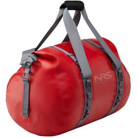 NRS High Roll Duffel Dry Bag 70l, rood